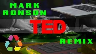 Mark Ronson TED Remixed