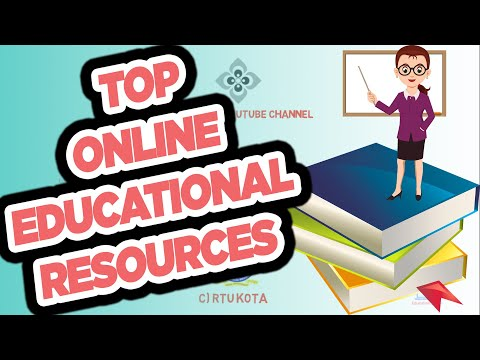 Top Online Educational Resources – Websites | Content Platforms | YouTube Videos | Online Education