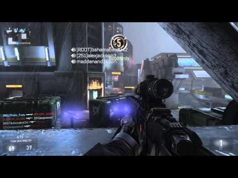 Call of Duty®: Advanced Warfare - Bloodthirsty Kingslayer Sniper