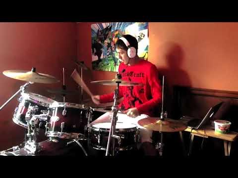 Bone Dry Drum Cover