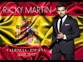 Ricky Martin en Valencia | Plaza de Toros (26.05.2017) video & mp3