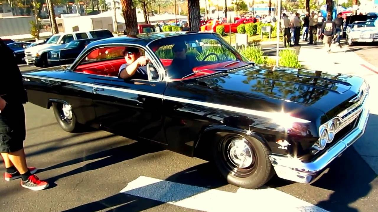 All Chevy 63 chevy 409 : The sweet sound of a '62 Chevy Bel Air 409