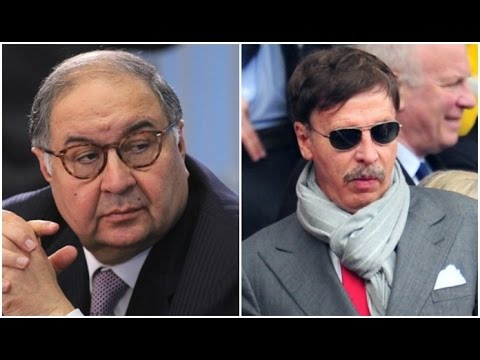 Billionaire WAR!!! | Usmanov Bids £1 Billion For Arsenal