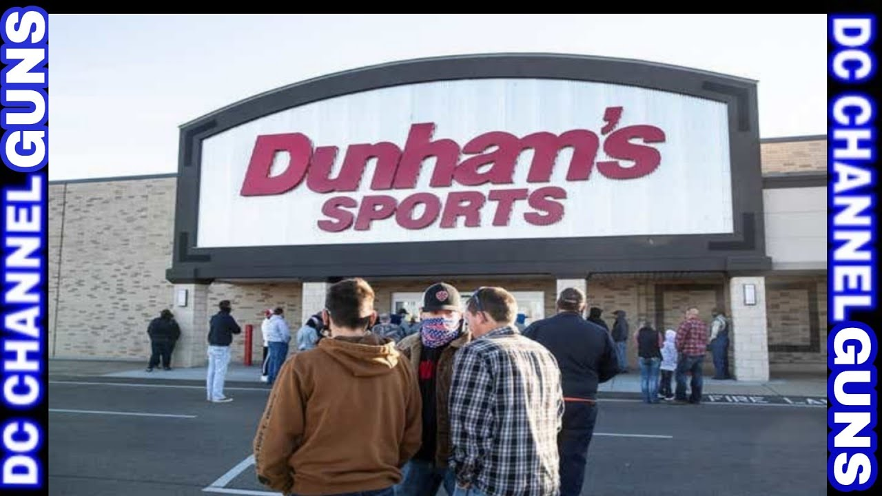 #Dunham's Sports #Buying #Ammo Lines Getting Worse | GUNS