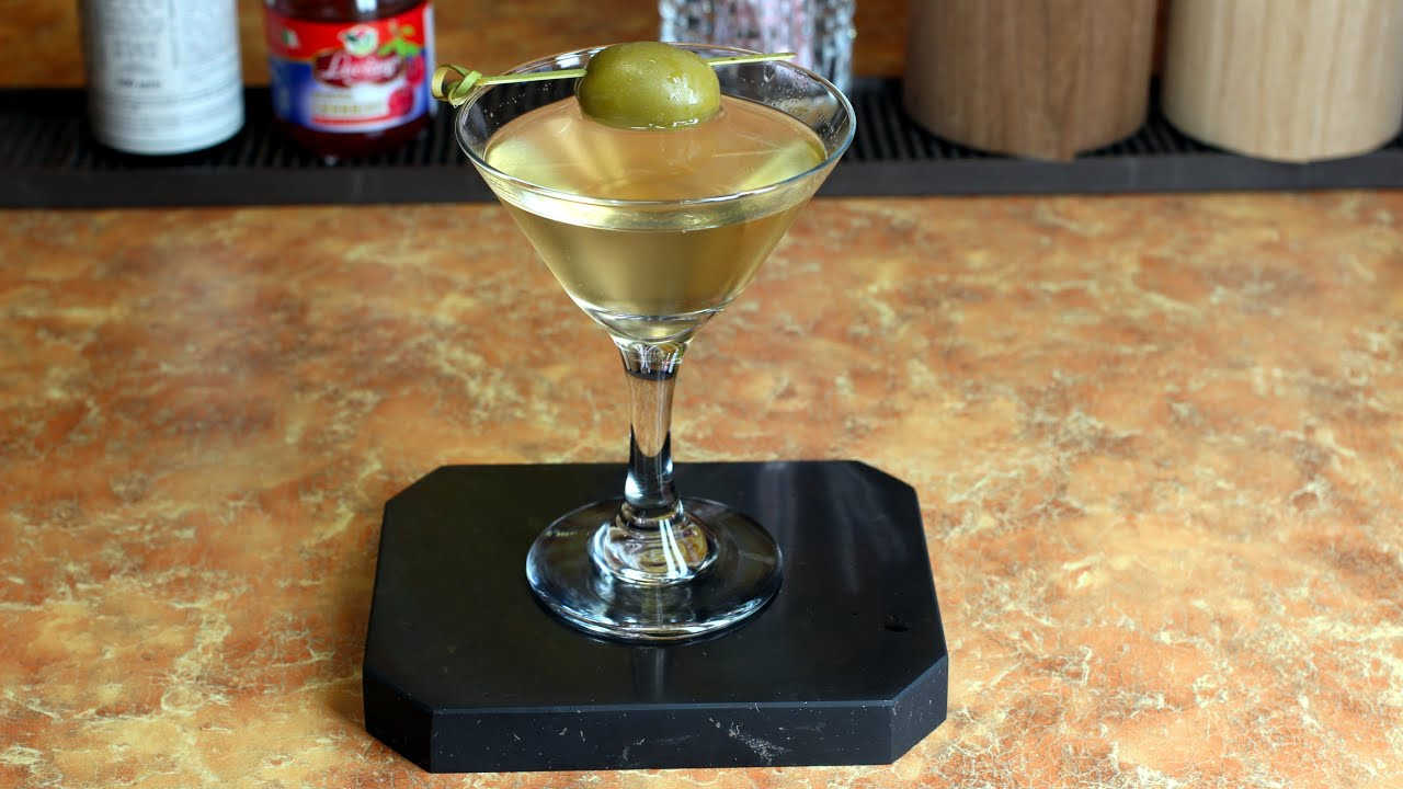 мартини водка рецепт