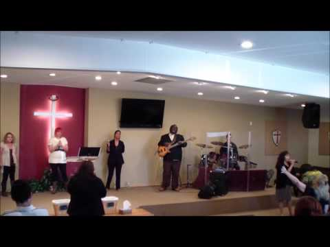Powerhouse Worship Ministry - Sacramento, Ca.11/29/15