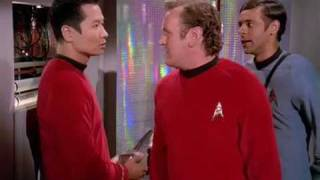 DS9 O'Brien and TOS technology (Trials and Tribble-ations)