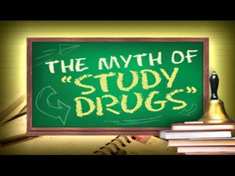 "The Myth of ""Study Drugs"": The Problem of Prescription Stimulant Misuse"