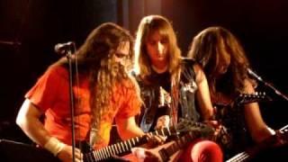 Iron Curtain   Satanic Spell Murcia, Sala Gamma 02 - 04 - 2011