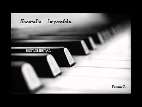Shontelle  Impossible instrumental