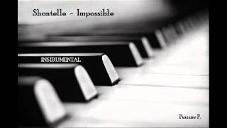 Shontelle - Impossible (instrumental)