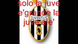 Inni squadre-Juventus-La bella signora(Lyrics)
