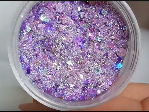 Sugar Plum Mix -----Glitter Mix