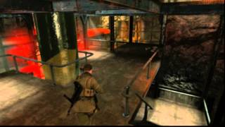 Sniper Elite V2 Gameplay_Mission-2: Mittelwerk Facility, Exfilitrate The Area Object-4