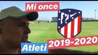 Atletico de Madrid. Mi once top 2019-2020. Desde Pinatar Arena