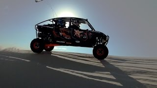 Blingstar RZR XP 4 1000 Sand Dune Cruiser Project Test