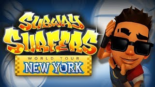 Subway Surfers World Tour 2018 New York | Android Gameplay | Friction Games