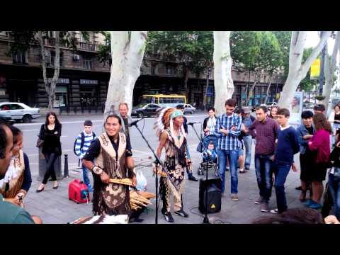Inca Sol (Indigenous Peoples Of The Americas in Tbilisi / Американские Индейцы в Тбилиси)