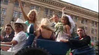 Кабриолет на свадьбу...