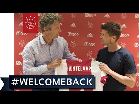 Huntelaar: 'Ajax is een soort van thuiskomen'