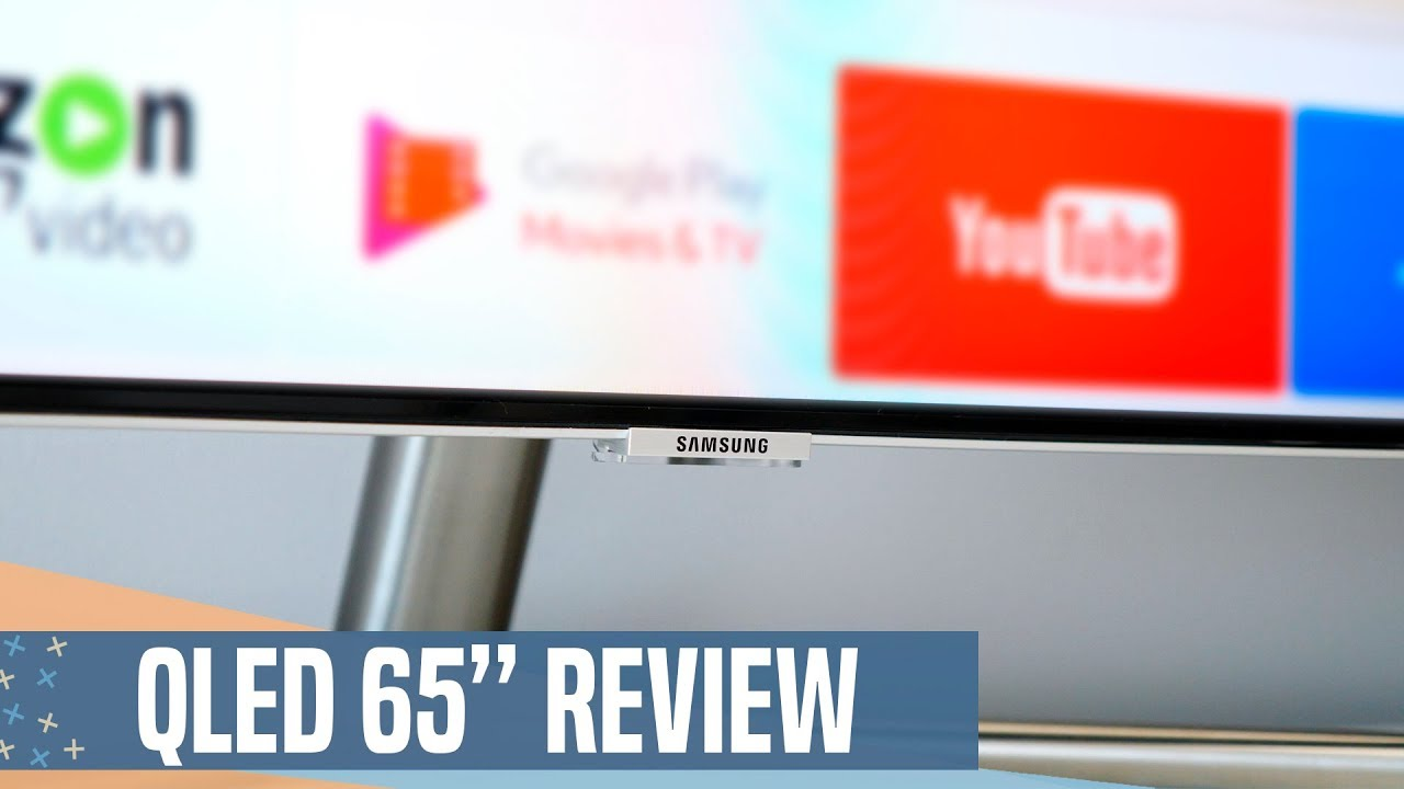 samsung qled 65 pulgadas review en espa ol youtube. Black Bedroom Furniture Sets. Home Design Ideas