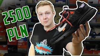 Nike Air Presto Off-White vs Zwykłe! Warto zapłacić 2500 PLN?