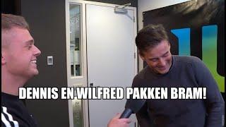 Wilfred Genee en Dennis strijden tegen Bram Krikke om radioring