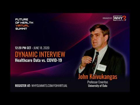 Healthcare Data vs. COVID-19 | Interview with Professor John Koivukangas