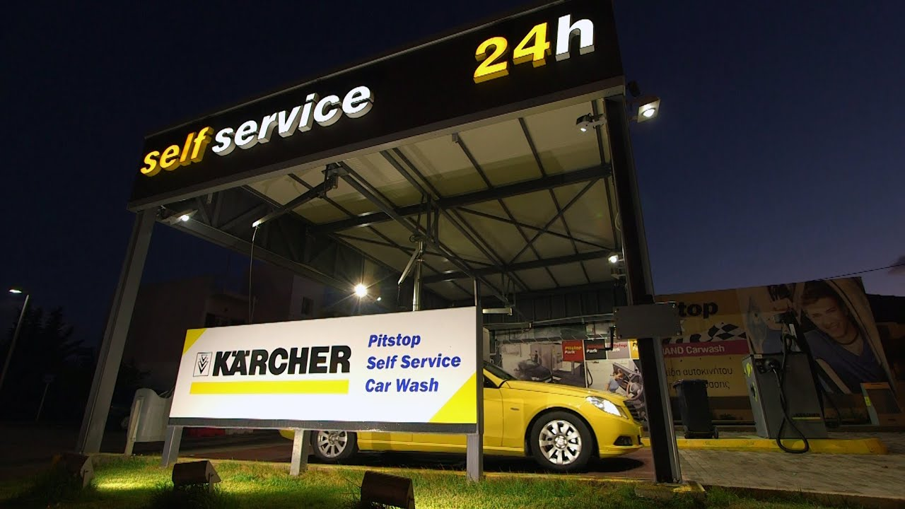 Find Self Service Car Wash