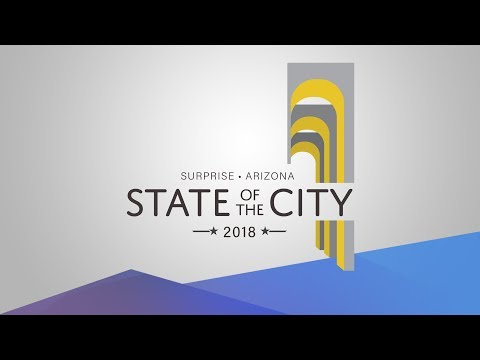 2018 State of the City Address video thumbnail