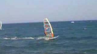 Windsurf in Vieste - Punta Lunga