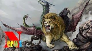 Top 10 sinh vật kỳ lạ trong thần thoại, truyền thuyết
