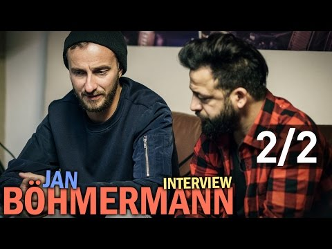 Jan Böhmermann: Lukas Podolski, #VeraFake, Schmähgedicht, POL1Z1STENS0HN uvm (Interview) | RoozWorld