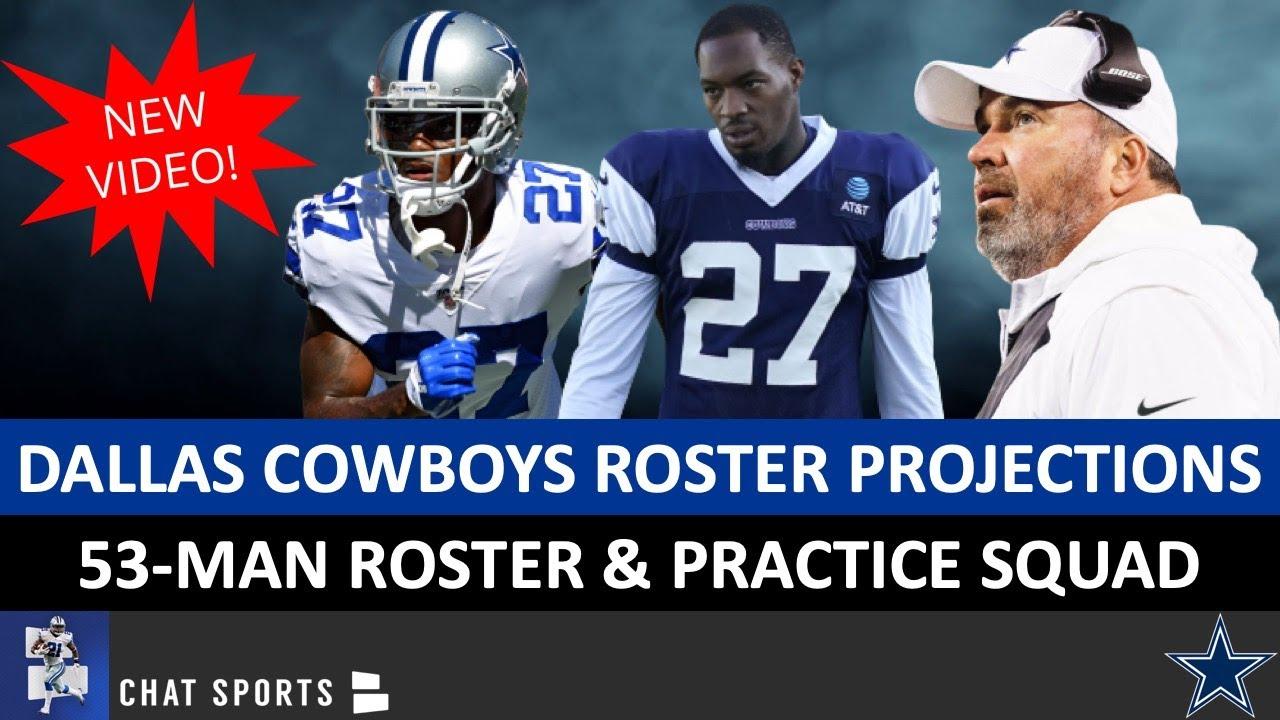Dallas Cowboys 2021: Final 53-man roster cuts tracker