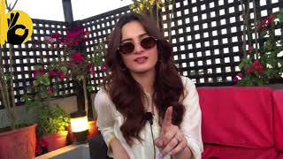 EXCLUSIVE: AIMAN KHAN TALKS ABOUT BAYDARDI, ACTING IN MOVIES AND HER FIRST TIME WITH AFFAN WAHEED