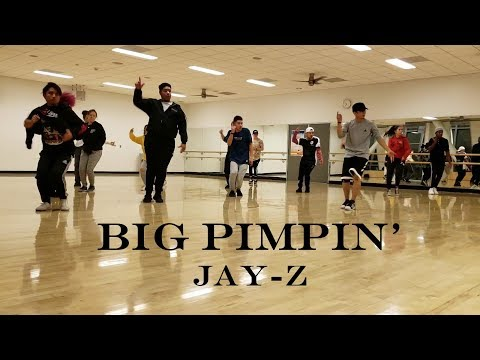 Jay-Z - Big Pimpin' (Choreography) | Rain Mascarina | FASA Modern Workshops
