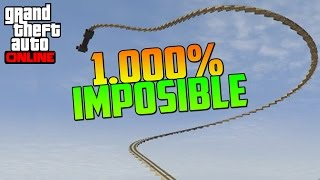 1.000% IMPOSIBLE! EMPIEZA LA PELEA!! - Gameplay GTA 5 Online Funny Moments (Carrera GTA V PS4) thumbnail