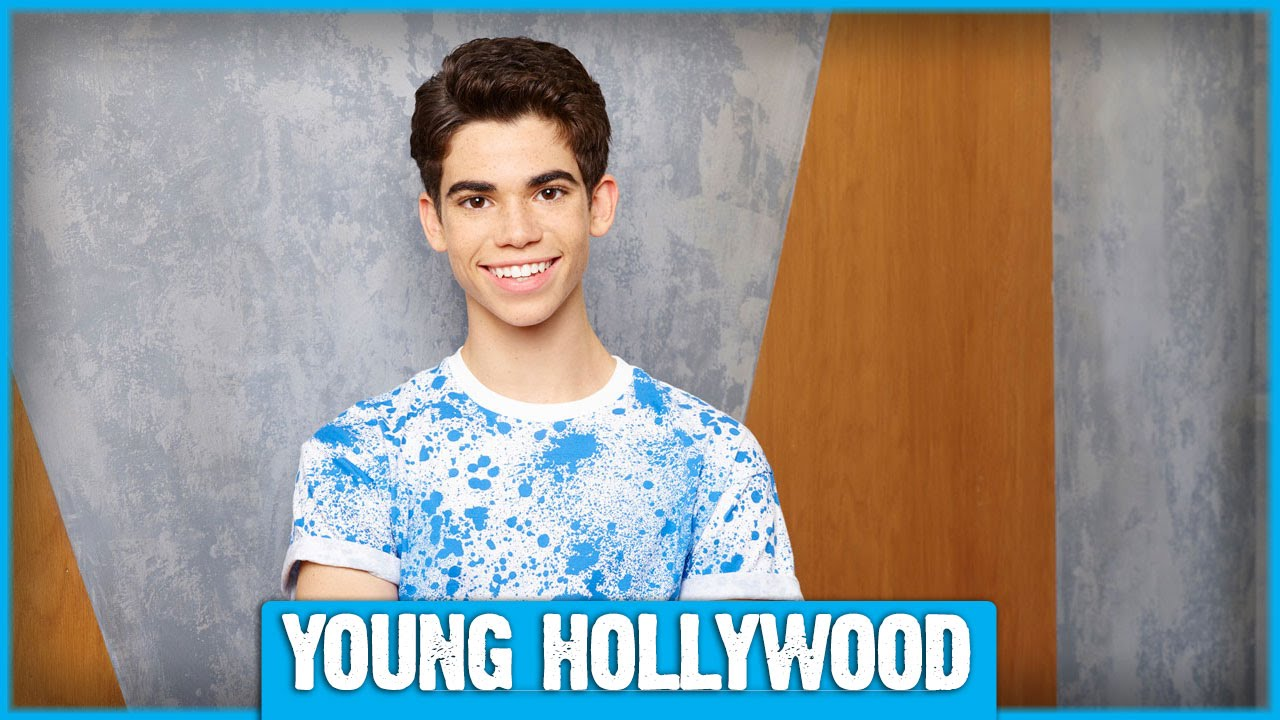Descendants Star Cameron Boyce Answers Fan Questions Youtube