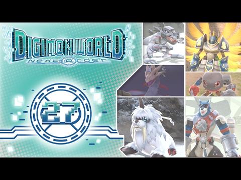 Digimon World: Next Order PS4 - Ep 27 : Absolute Zero,MetalMamemon,Seraphimon,MachGaogamon & More!