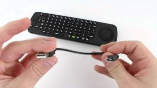 Measy Air Mouse Toetsenbord RC13 Android Productvideo