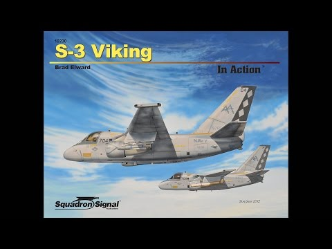 S-3 Viking In Action