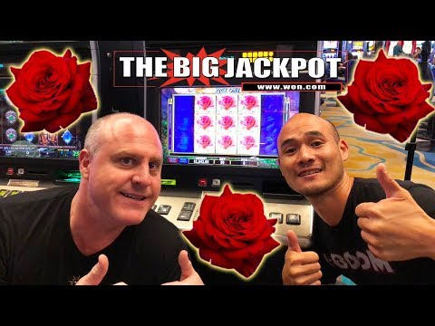🌹 Love Me Some Rosie 🌹Late Night LIVE SLOT PLAY - The Big Jackpot - 동영상