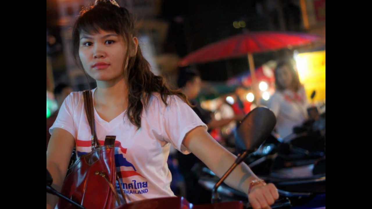 Faces of Thailand (Part 1) Thai People - YouTube