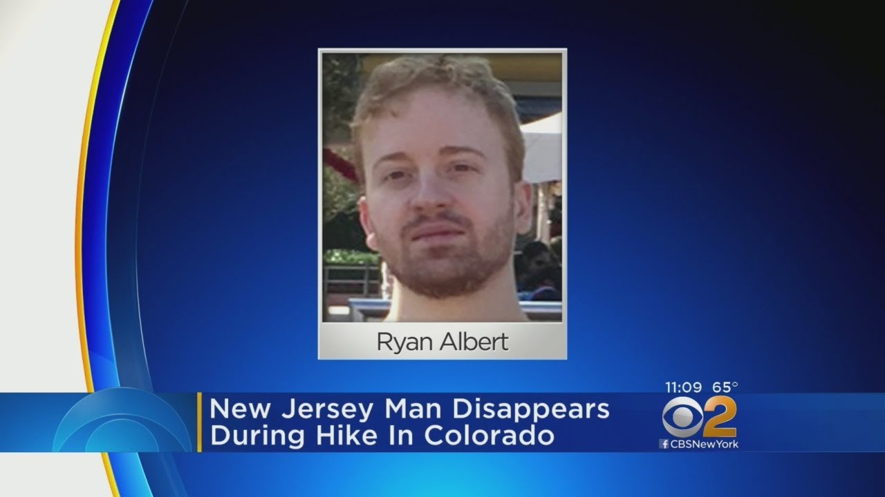 886c04792 New Jersey Man Missing In Colorado - YouTube