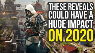 These Announcements Could Have A Huge Impact On 2020 (Assassin's Creed Ragnarok Extension & E3 2020)