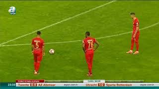 Video Gol Pertandingan Kayserispor vs Akhisar BelediyeSpor