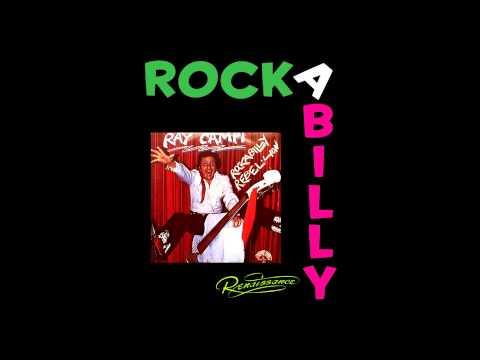 CALIFORNIA MOTORCYCLE ROCKABILLY STOMP - Ray Campi