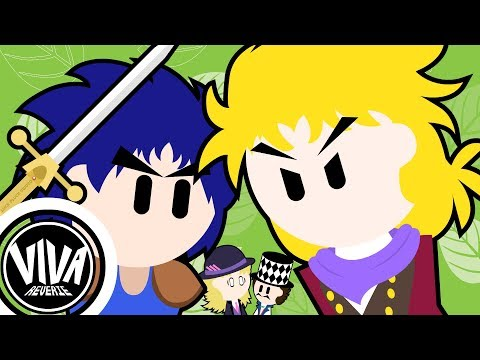 JoJo's Bizarre Adventure Phantom Blood But Really Really Fast - Animation