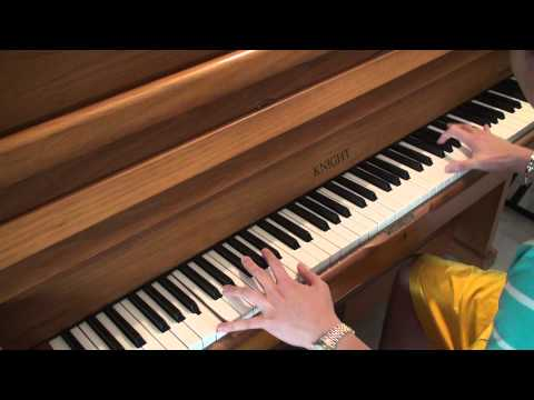 One Direction - Kiss You Piano by Ray Mak