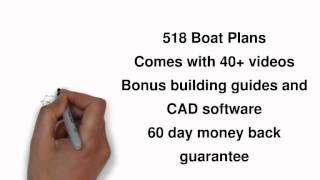 My Boat Plans - How To Build Your Own Boat